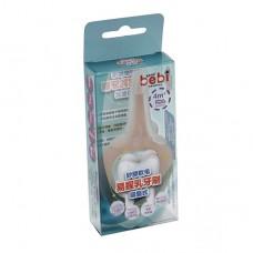 元氣寶寶 矽膠軟毛吸盤式易握乳牙刷