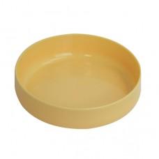 元氣寶寶 微波寶貝湯餐盤-黃色