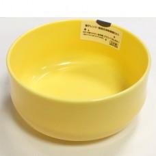 元氣寶寶 微波寶貝平底碗-黃色