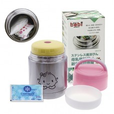 元氣寶寶 母乳保溫/副食品悶燒罐