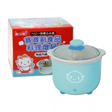元氣寶寶 副食品料理燉鍋-藍色