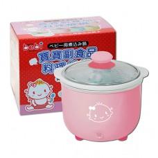 元氣寶寶 副食品料理燉鍋-粉色