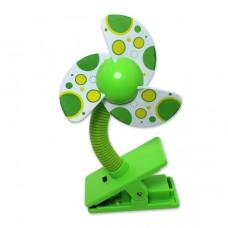 元氣寶寶 繽紛安全涼風扇-綠色