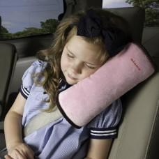 安全帶靠枕-粉