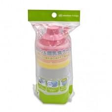 阿卡將 彩色三層奶粉盒