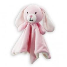 溫柔小兔就寢安撫巾
