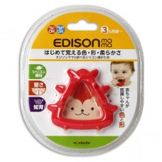 EDISON mama 三角形 狐狸 固齒玩具