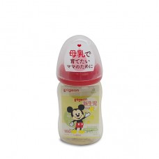 貝親 寬口徑PPSU母乳實感奶瓶-160ml