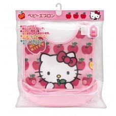 Hello Kitty 兩用餐用接漏圍兜