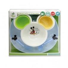 日本  米奇6件式造型餐具組
