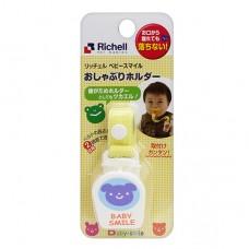 日本 小熊奶嘴帶