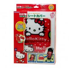 Hello Kitty 推車/汽座 座墊