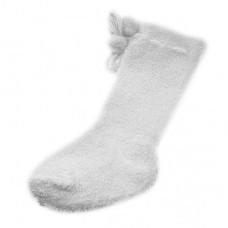 日本 球球新生兒毛巾長襪