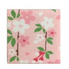 日本 雙層(紗布+毛巾)手帕-吉野櫻