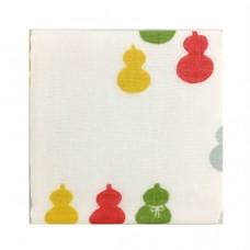 日本 雙層(紗布+毛巾)手帕-葫蘆