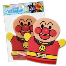 日本 麵包超人沐浴手套