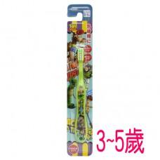 日本 玩具總動員易握牙刷-3~5歲