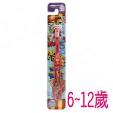 日本 玩具總動員易握牙刷-6~12歲