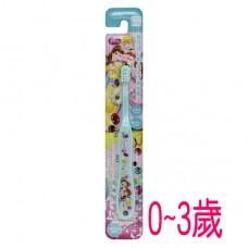 日本 公主易握牙刷-0~3歲