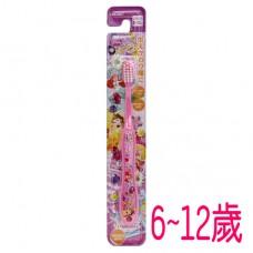 日本 公主易握牙刷-6~12歲