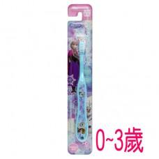 日本 冰雪奇緣易握牙刷-0~3歲