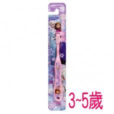 日本 冰雪奇緣易握牙刷-3~5歲
