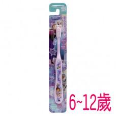 日本 冰雪奇緣易握牙刷-6~12歲