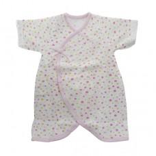 日本 純淨無螢光棉布蝴蝶衣