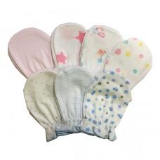 日本 嬰兒護手套