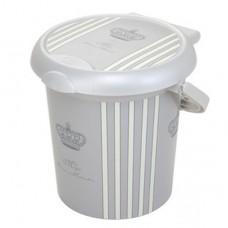 德國 寶貝尿布桶-貴族銀