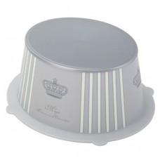 德國 寶貝蛋糕椅-貴族銀