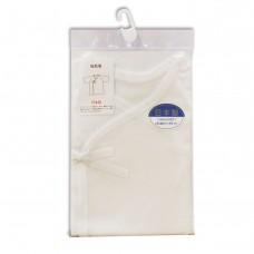 日本製 無螢光純白棉布肚衣