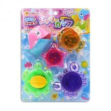 西松屋 沐浴玩具-動物花灑