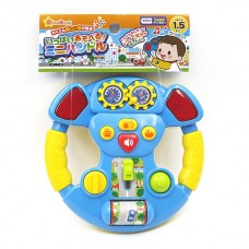 西松屋 方向盤音樂玩具