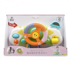 西松屋 歡樂小駕駛音樂玩具