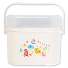 西松屋 奶瓶攜帶/存放便利箱