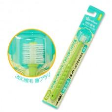 西松屋 0~3歲360度幼兒牙刷-綠