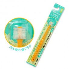 西松屋 0~3歲360度幼兒牙刷-橙