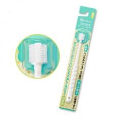 西松屋 0~3歲360度幼兒牙刷-白