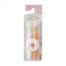 西松屋 0~3歲360度幼兒訓練牙刷-2支